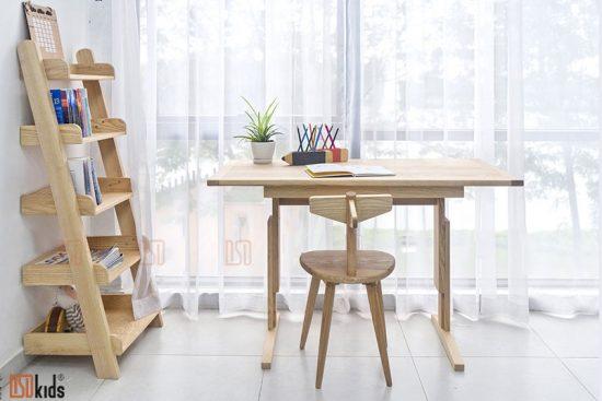 Bộ bàn ghế nâng hạ độ cao
