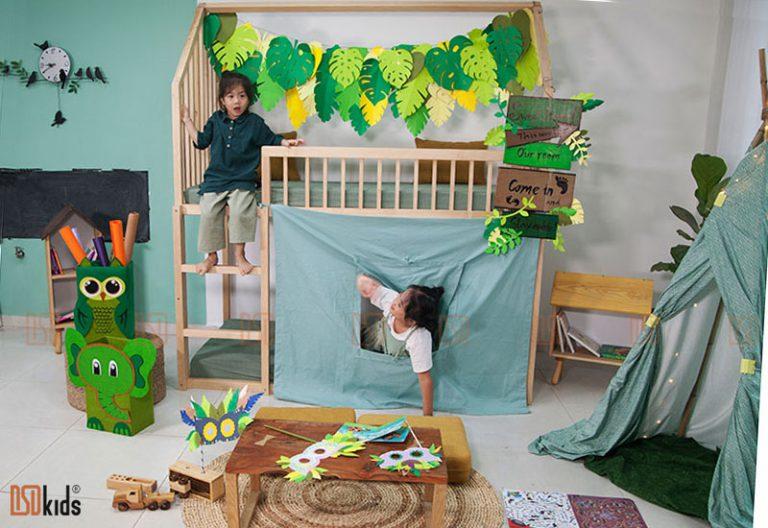 giường tầng trẻ em chất lượng