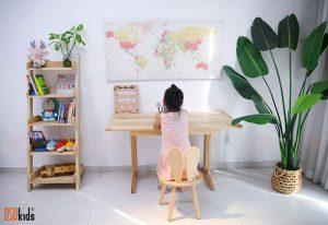 Bàn ghế cho học sinh tiểu học