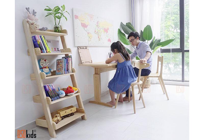 Bàn ghế trẻ em tiểu học