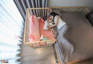 giường cũi