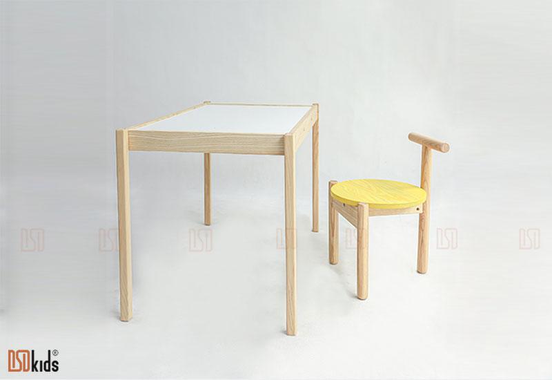 ghế đơn gỗ