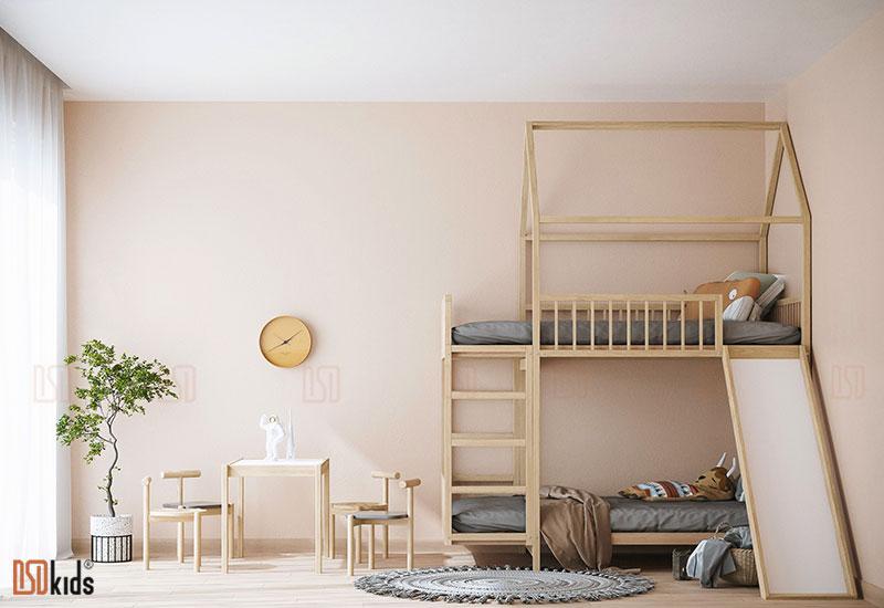 nội thất thiết kế phòng trẻ em