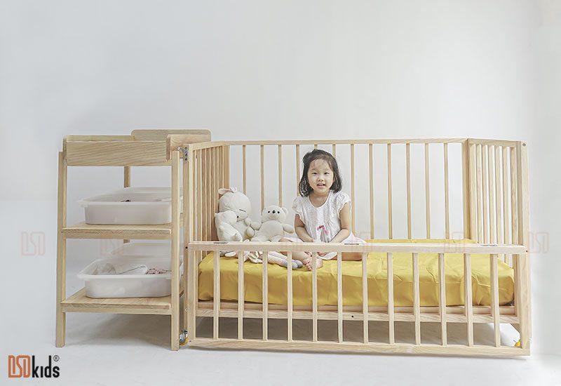 giường cũi đa năng