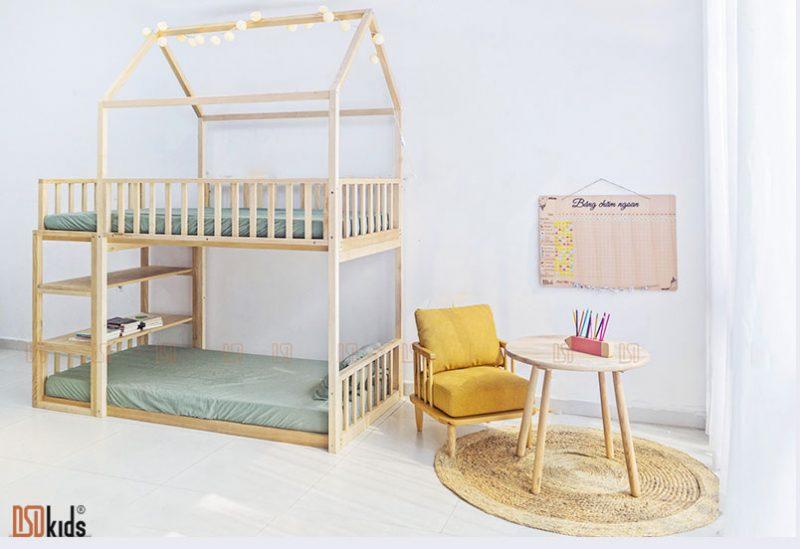 Giường cho bé