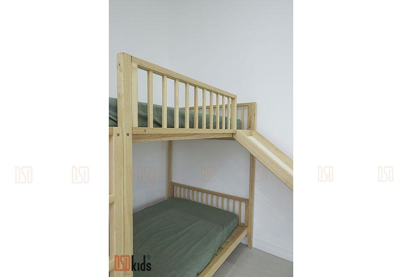 thiết kế giường tầng thông minh