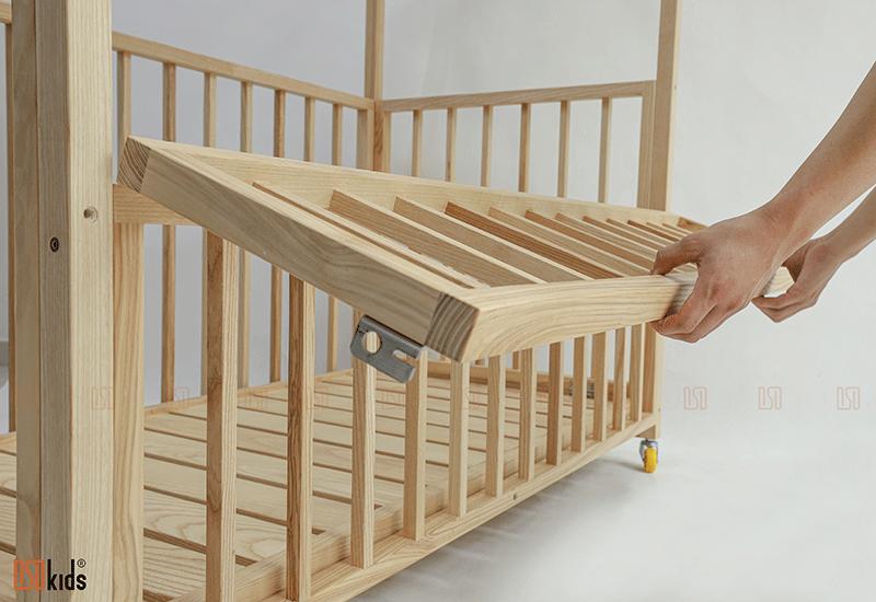 các loại gỗ tự nhiên dùng trong nội thất