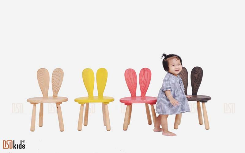 kích thước bàn ghế cho trẻ mầm non