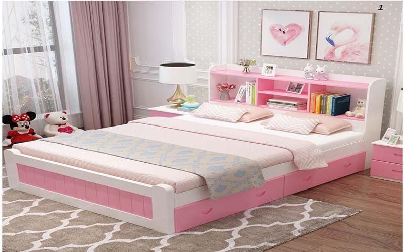 có nên mua giường có ngăn kéo ở dưới