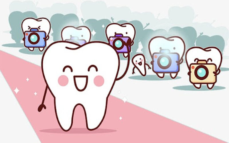 các bước đánh răng cho trẻ mầm non