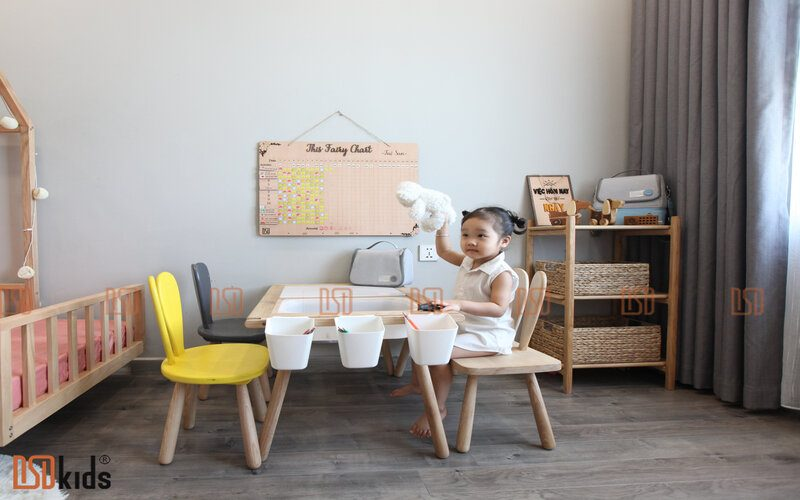 Admin Nghiện nhà mách mẹo chọn đồ nội thất cho bé