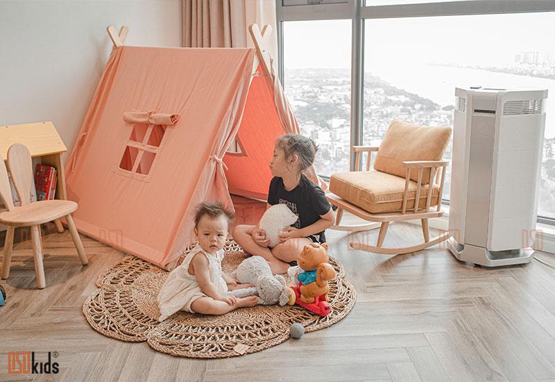 Giường lều cho trẻ