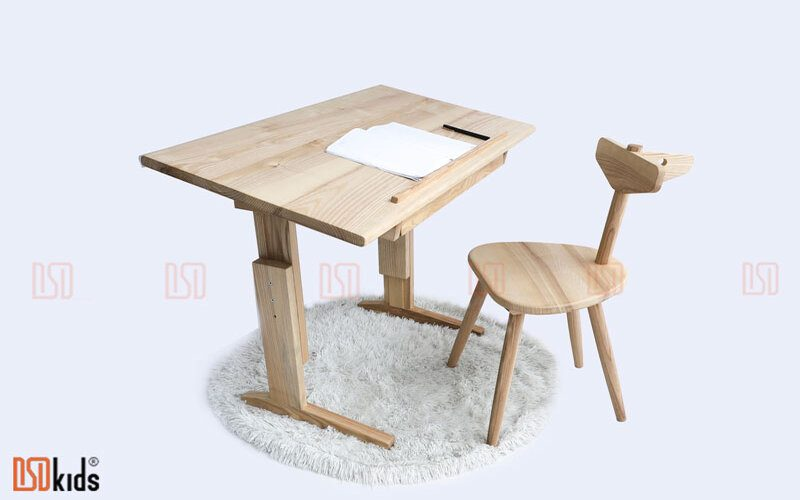 mẫu bàn học cho bé lớp 1